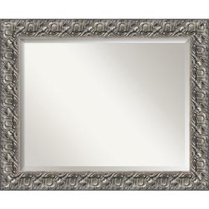 Silver Luxor 34 x 28 In. Bathroom Mirror