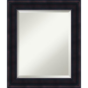 Annatto Mahogany 21 X 25 In. Bathroom Mirror