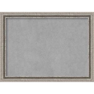 Bel Volto Silver, 31 In. x 23 In. Magnetic Board
