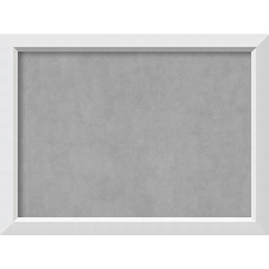 Blanco White, 32 In. x 24 In. Magnetic Board