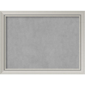 Romano Silver, 32 In. x 24 In. Magnetic Board