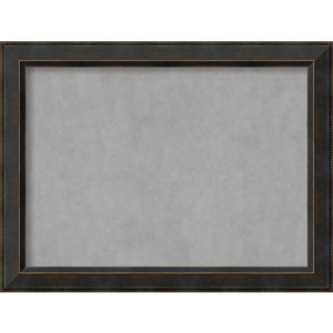 Signore Bronze, 33 In. x 25 In. Magnetic Board