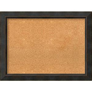 Signore Bronze, 33 In. x 25 In. Message Board