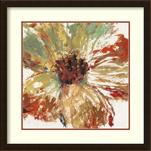 Splash III by Tim OToole, 28 In. x 28 In. Framed Art