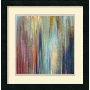 Sunset Falls II by John Butler: 18 x 18 Print Reproduction