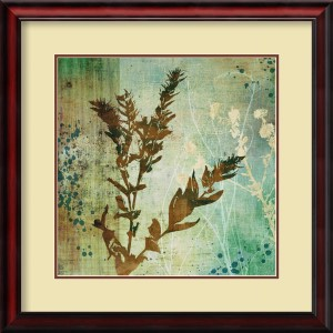 Organic Elements II by Tandi Venter: 27 x 27 Print Reproduction