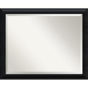 Nero Black Wall Mirror - Large