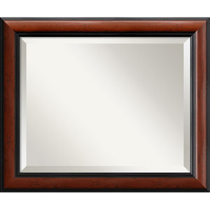 Regency Mahogany Wall Mirror - Medium