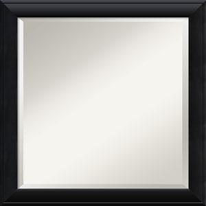 Nero Black Wall Mirror - Square