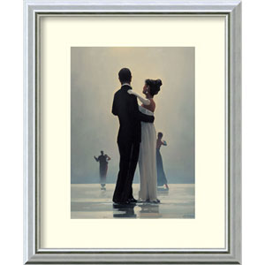 Dance Me to the End of Love by Jack Vettriano: 18 x 22-Inch Framed Art Print
