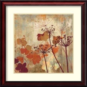 Wild Field I by Aimee Wilson: 26 x 26 Print Reproduction