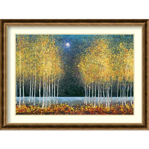 Blue Moon By Melissa Graves-Brown : 44 x 33-Inch