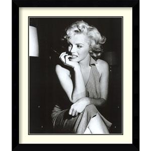 Marilyn Monroe, Hollywood 1952: 30 x 36-Inch Framed Art Print