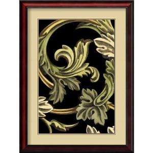 Classical Frieze II by Ethan Harper: 24 x 32 Framed Art Print