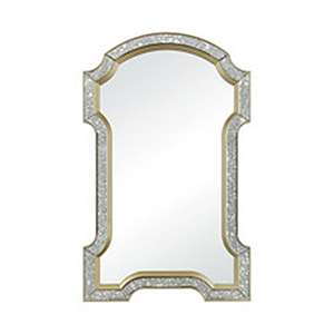 Val-de-Grace Antique Mirror and Gold Mirror