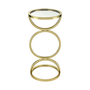 Sol Gold End Table