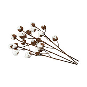 Graceland Rust  and Natural 29-Inch Cotton Decorative Accessory