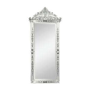 Silver Manor House Venetian Mirror