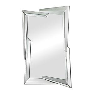 Clear 48-Inch Rectangular Mirror