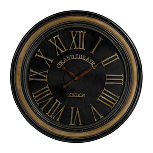 Grand Theatre 36-Inch Wall Clock