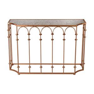 Copper Arch Console