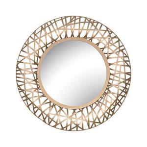 Field Soft Gold Mirror