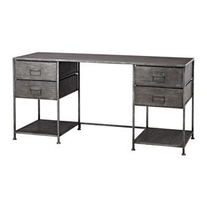 Günther Graphite Desk