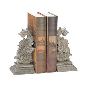 Set of 2 Windfort Stone Bookends