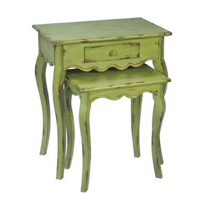 Verde Stacking Tables, Set of Two