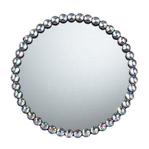 Auburn Jewel Edged Mirror