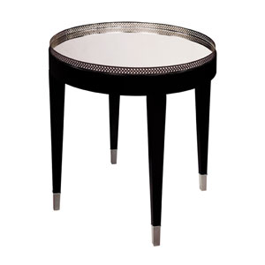 Black Tie Accent Table