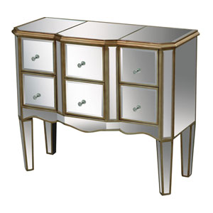 Antwerp Gold 33-Inch Chest
