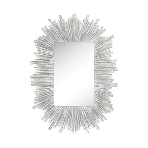 Arroyo Bleached White Mirror