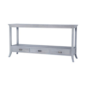 Tamara Gravesend Grey Sofa Console Table