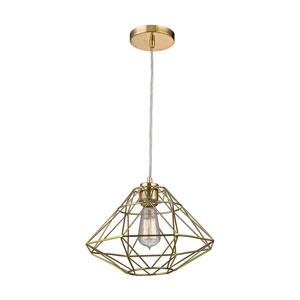 Paradigm Gold One-Light Pendant