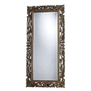 Allen Gold 59.8-Inch Rectangular Mirror