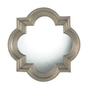 Midland Silver Polyurethane Osbourne Mirror