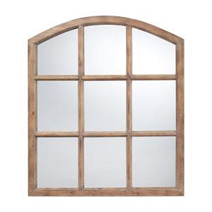 Union Wood Oak Mirror