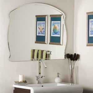 Wonder Frameless Mirror