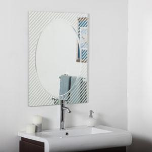 Allegro Modern Bathroom Mirror