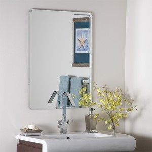 Samson Frameless Bevel Mirror