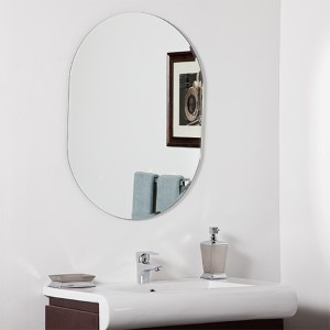 Khloe Modern Bathroom Mirror