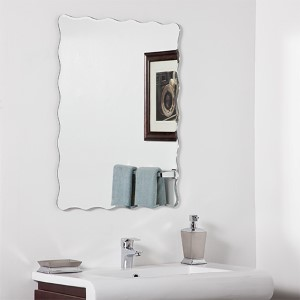 Angelina Modern Bathroom Mirror