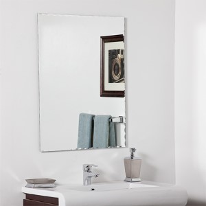 Madeline Modern Bathroom Mirror