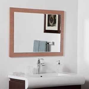 Arbor Modern Bathroom Mirror