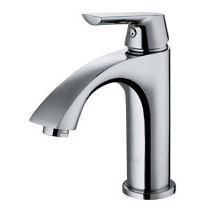 Single Lever Chrome Faucet