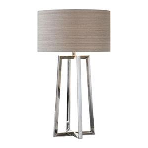 Keokee Stainless Steel Table Lamp
