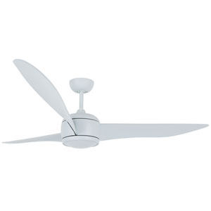 Lucci Air Nordic Blue 56-Inch DC Ceiling Fan