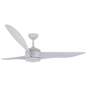 Lucci Air Nordic Grey 56-Inch DC Ceiling Fan