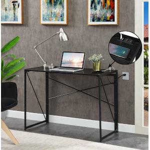 Xtra Black Office Desk